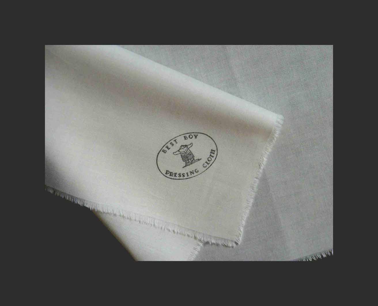 Best Boy Pressing Cloth.